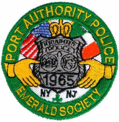PORT AUTHORITY POLICE EMERALD SOCIETY